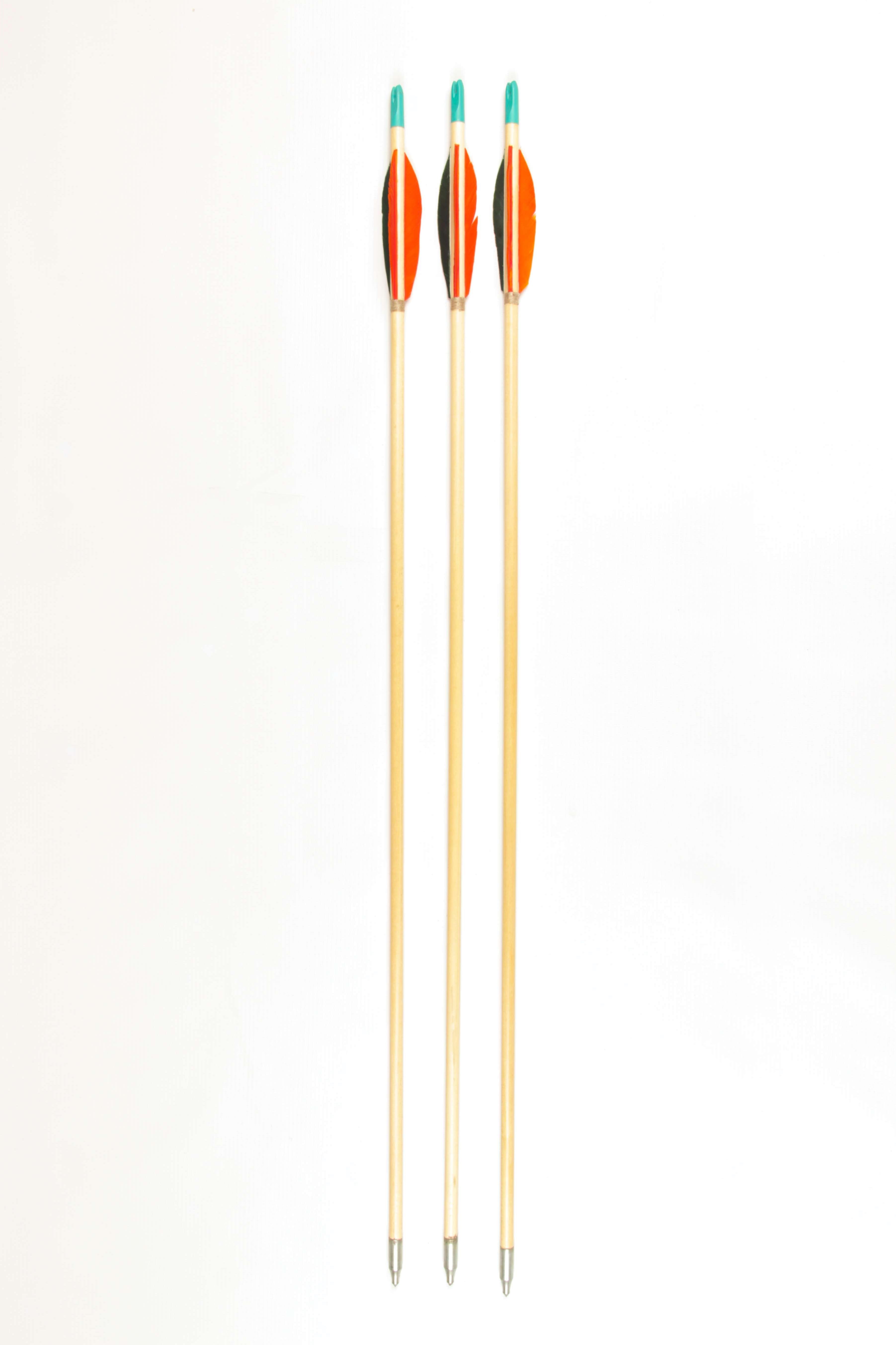 Совет 1: Как сделать лук и стрелы в домашних условиях 76